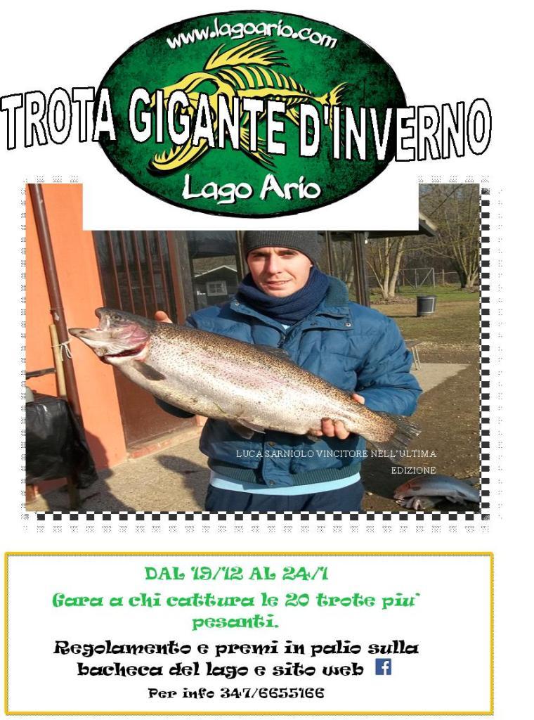 TROTA GIGANTE D'INVERNO 2015