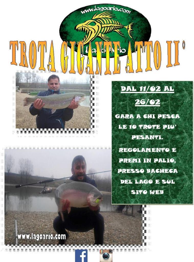 TROTA GIGANTE D'AUTUNNO ATTO II