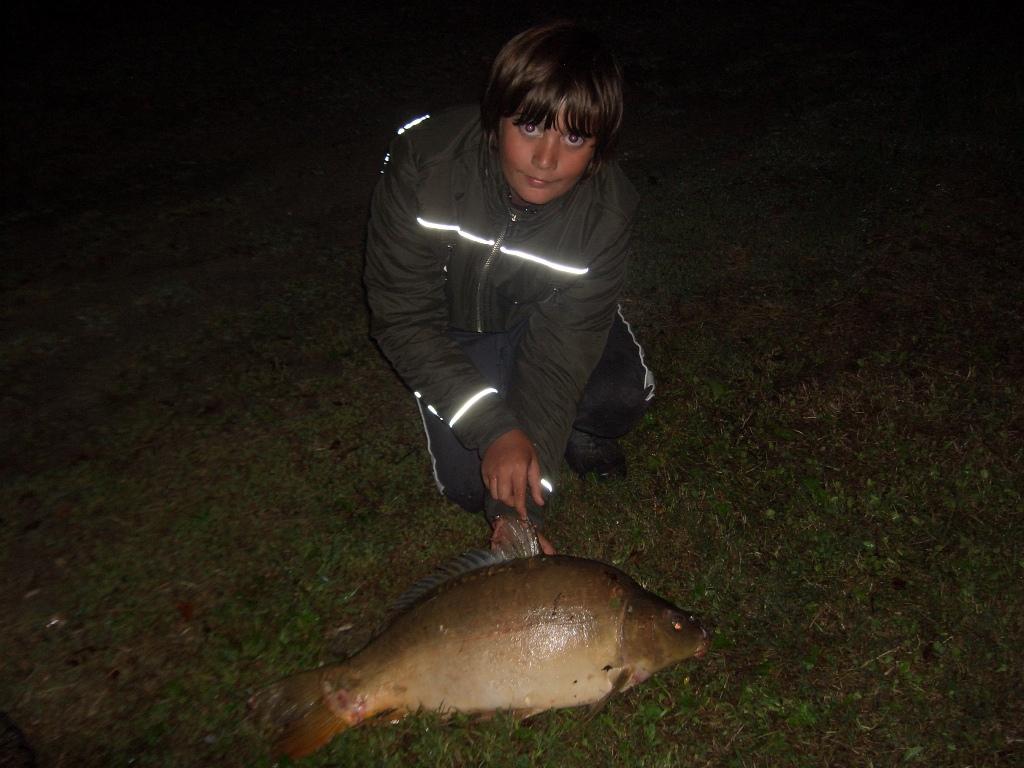 ANDREA con Carpa kg 6,850