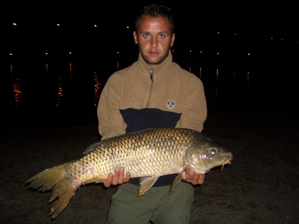 ROMANO con Carpa da kg 6,050