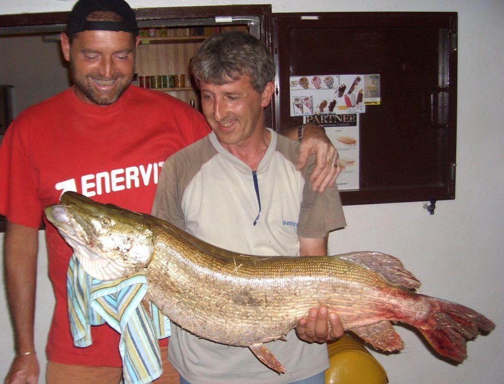 Bruno - LUCCIO kg 8,200 23-08-2012