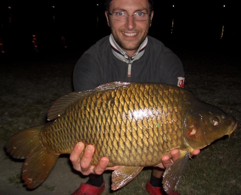 ALBERTO pesca Carpa Regina kg 6,020