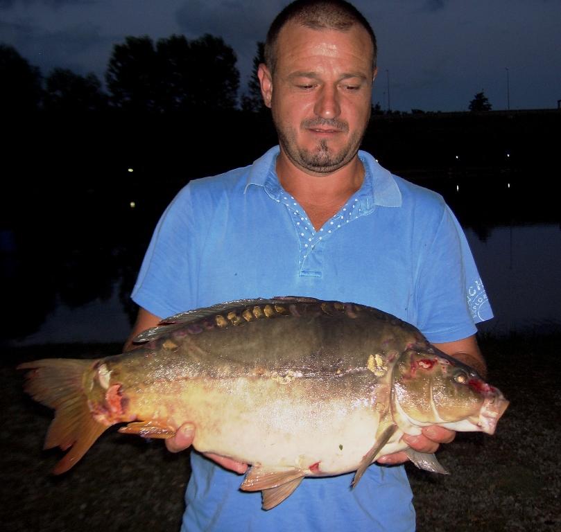 Marius con Carpa kg 5,050